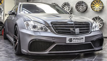 Prior-Design-dan Mercedes-Benz S-Class