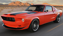 CR Supercars-dan Ford Mustang Fastback